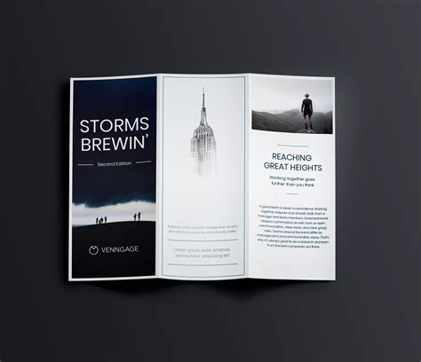 35 Marketing Brochure Exles Tips And Templates Venngage Marketing Brochure Template