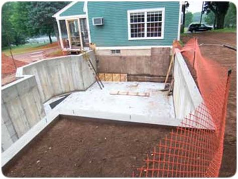 how to guide for pouring a new foundation