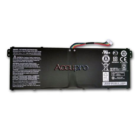 Laptop Acer Aspire Es1 111 originele batterij laptop accu voor acer aspire es1 111