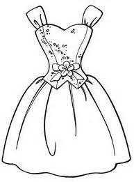imagenes para colorear vestido dibujos de vestidos 15 a 241 os para colorear manualidades