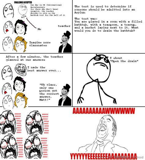 Meme Komic - le rage comics meme collection 1 mesmerizing universe trend