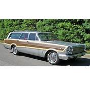 1965 Ford Country Squire  Information And Photos MOMENTcar