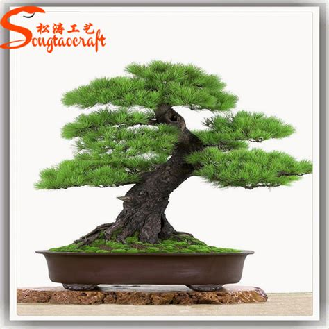 new style of artificial pine trees decorative pine trees