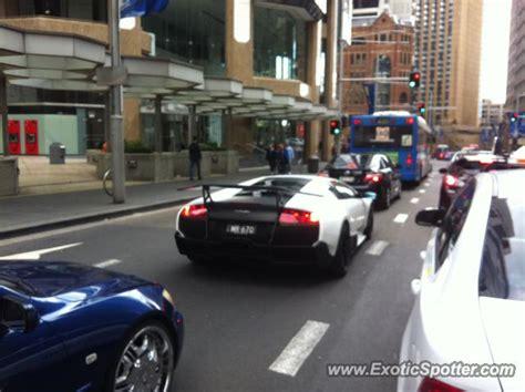 Lamborghini Australia Sydney Lamborghini Murcielago Spotted In Sydney Australia On 07