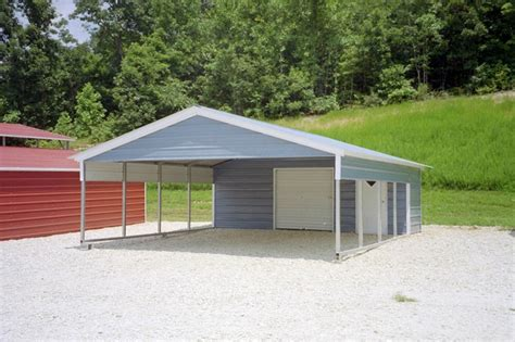 Metal Car Port Kits by Steel Carport Kits Metal Carport Kits 595