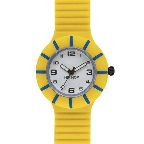 Hip Yellow orologio hip hop spectra yellow hwu0756