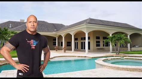 dwayne the rock johnson house address dwayne the rock johnson s house in florida 2016