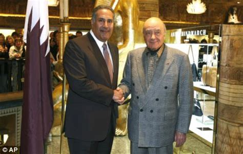 Gamis New Al Fayet Aiisha the harrods sale mohamed al fayed sells to