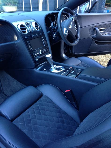 bentley quilted leather seats bentley continental supersports the car spotter the