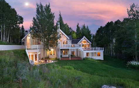 wyoming house luxury living mountain getaways christie s