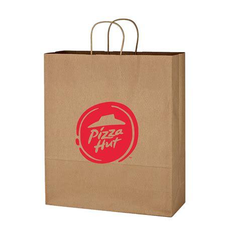 Paper Bag Kraft Besar 25x9x32 Cm cm 3904 kraft paper brown shopping bag 16 quot x 19 quot custom thumb drive cmi promotionscmi