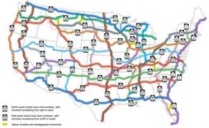 us highway map route 10 new plan for official u s bicycle route system approved