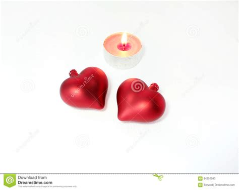 composizione candele composizione e candele nel cuore per il giorno s