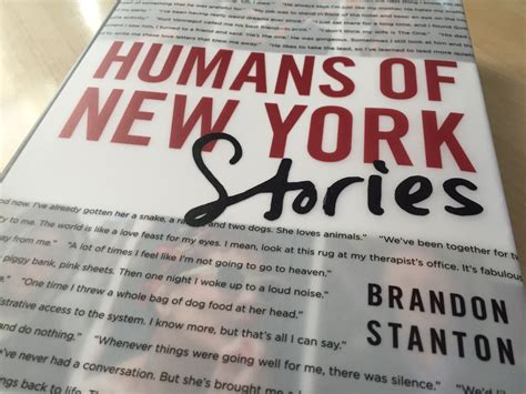 Humans Of New York Stories book review humans of new york stories