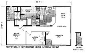 Small Mobile Homes Floor Plans Small Double Wide Mobile Home Floor Plans Modern Modular