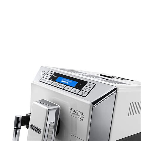 Delonghi Coffee Maker Ecam45 760 W delonghi ecam45 760 w eletta cappuccino top coffee machine