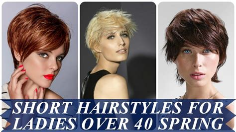 spring hairstyles for women over 40 best short hairstyles for spring 2018 hairstyles ideas