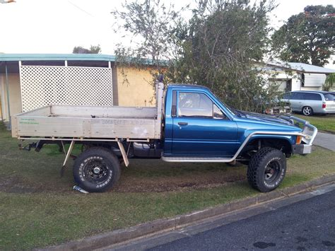 1984 Toyota 4x4 For Sale 1984 Toyota Hilux 4x4 Yn65 For Sale Or Qld Wide