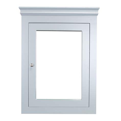 24 inch wall cabinet eviva new york 24 inch grey wall mount medicine cabinet