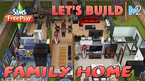 How To Login To Home Design Story by Sims Freeplay Let S Build A Family Home Live Build
