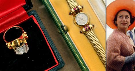 pricess margaret princess margaret s 163 750 000 diamond ring for sale at