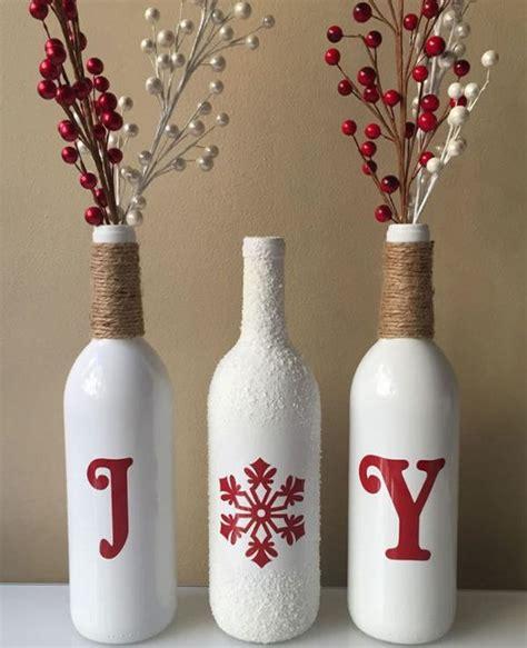 adornos de botella navidad imagenes decoraci 243 n navide 241 a con materiales reciclados erenovable com