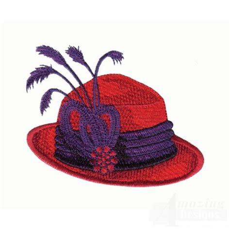 Ravishing Red Hats I Collection