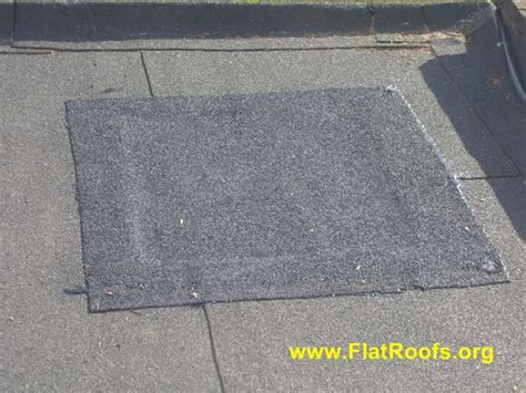 roofing materials flat roofing