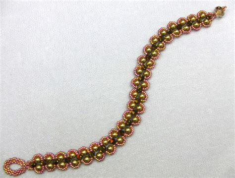 Handcrafted Beaded Bracelets - handcrafted beaded jewelry make pearl and