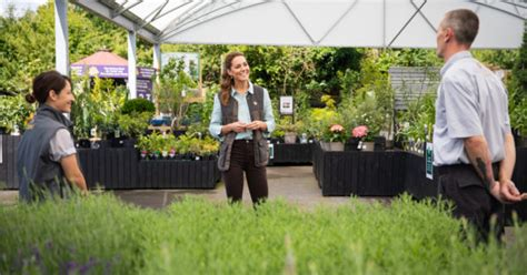 kate tours garden centre   public event