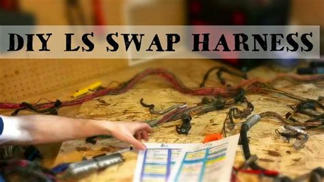 home made ls diy standalone ls swap harness how to wire your ls swap