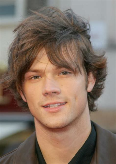 Jared Padalecki Hairstyle by Jared Padalecki Hairstyle Makeup Suits Shoes And