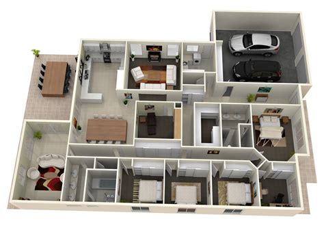 3d architectural floor plans 3d gallery budde design brisbane perth melbourne
