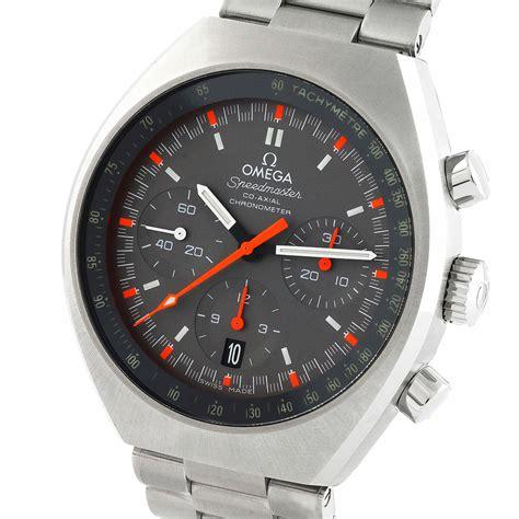 Omega Speedmaster Co Axial Grey omega speedmaster mk ii mens 43mm automatic co axial grey