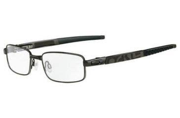 Eyeglass Frames Oakley Boomstand Ox5042 0352 Pewter 52mm Titanium Glas oakley shock prescription eyeglasses ox3095 0352