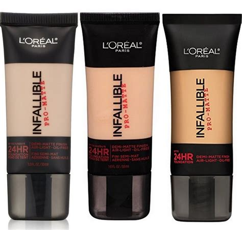 Bb L Oreal Indonesia jual loreal infallible pro matte foundation l