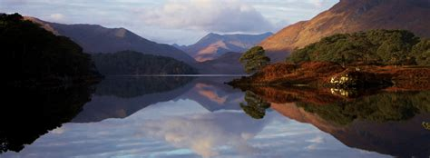 laird of glen affric seven new national parks for scotland but the minister he