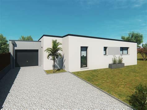 Constructeur Maison Moderne Toit Plat by Photo Maison Toit Plat 35931 Klasztor Co