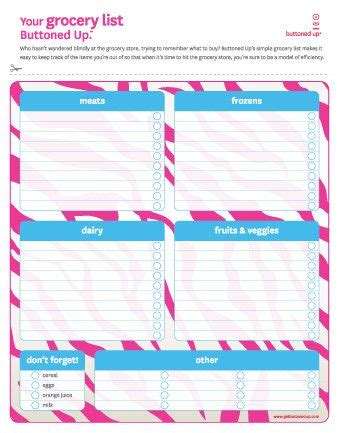interactive grocery list printable 774 best menu meal grocery coupon planning resources diy s