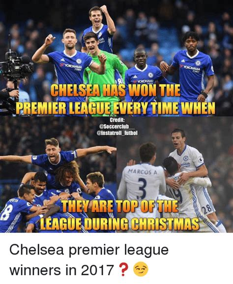 Chelsea Meme - 25 best memes about premier league winners premier