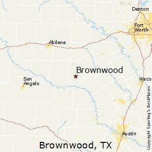 best places to live in brownwood