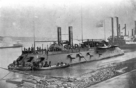 civil war boats ironclad warships of the civil war