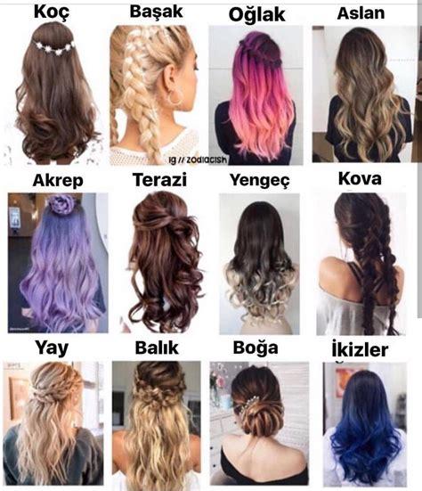 hairstyles zodiac signs bur 231 lara g 246 re sa 231 lar sizin sa 231 ınız hangisi bur 231 lar
