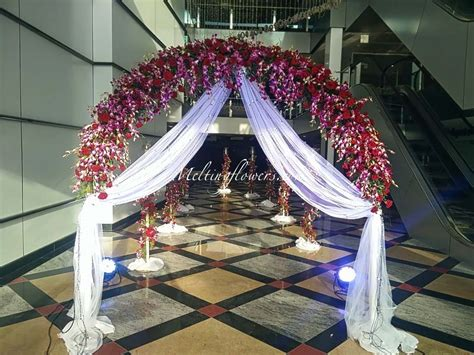 Wedding Flower Decoration Pictures by Wedding Decoration Pictures Flower Decoration For