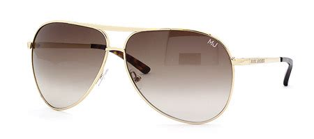 New Arrival Prada Leaf 8103 2 marc 016 s gold simply sunglasses authentic
