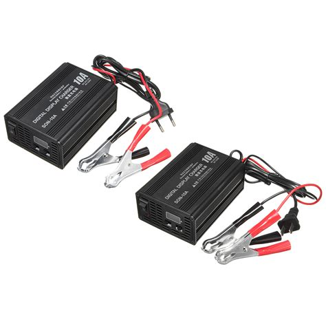automatic 12v lead acid battery charger automatic sealed lead acid battery charger car battery