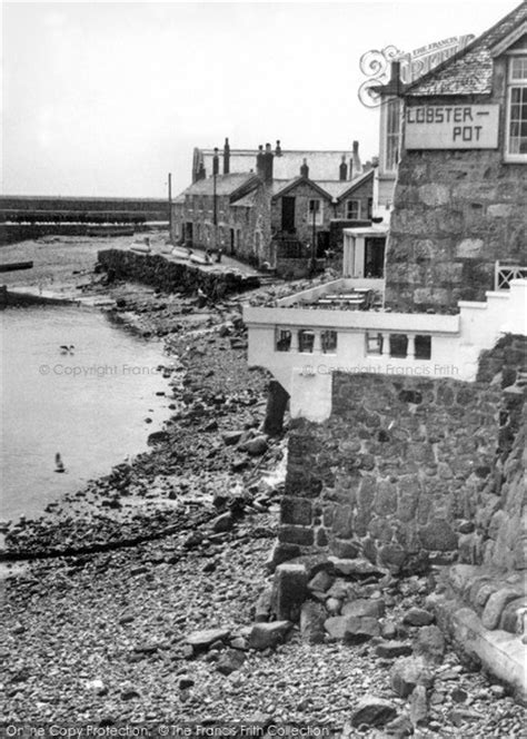 Lobster Cottage Mousehole by Mousehole The Lobster Pot C 1955 Francis Frith