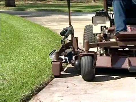 Landscape Edging Tractor Supply Edge Eze Lawn Edger Grasshopper Mowers