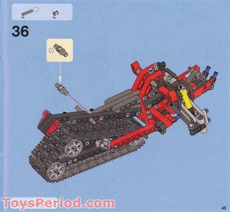 Brick In Bag 00015 Part House L Lego Kw City Xinh Pogo lego 8272 snowmobile set parts inventory and lego reference guide