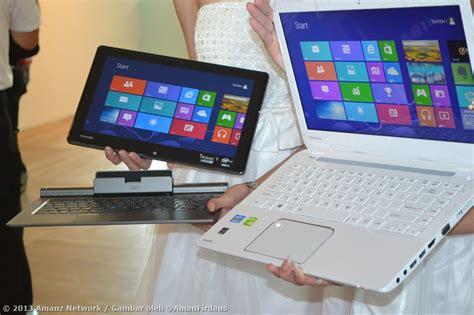 Harga Toshiba Portege Z10t toshiba memperkenalkan siri komputer riba baru untuk